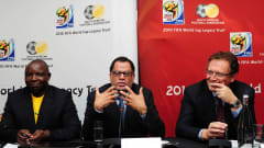 Photos from the 2010 FIFA World Cup™ Legacy Trust