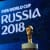 SAINT PETERSBURG, RUSSIA - JULY 24: The FIFA World Cup trophy is displayed ahead of the preliminary draw of the 2018 FIFA World Cup in Russia at Konstantin Palace on July 24, 2015 in Saint Petersburg, Russia. (Photo by Alex Livesey - FIFA/FIFA via Getty Images)