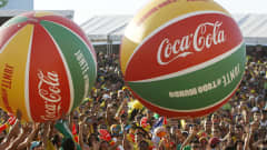 Football from all over the world enjoyed the FIFA Fan Fest in Brazil.