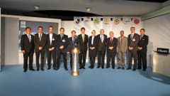 Official Draw for the FIFA Club World Cup Japan 2011 in Nagoya, 17 November 2011