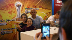 FIFA Club World Cup 2014 Welcome Tour in Buenos Aires